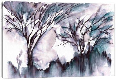Morning Light Canvas Print #LES15