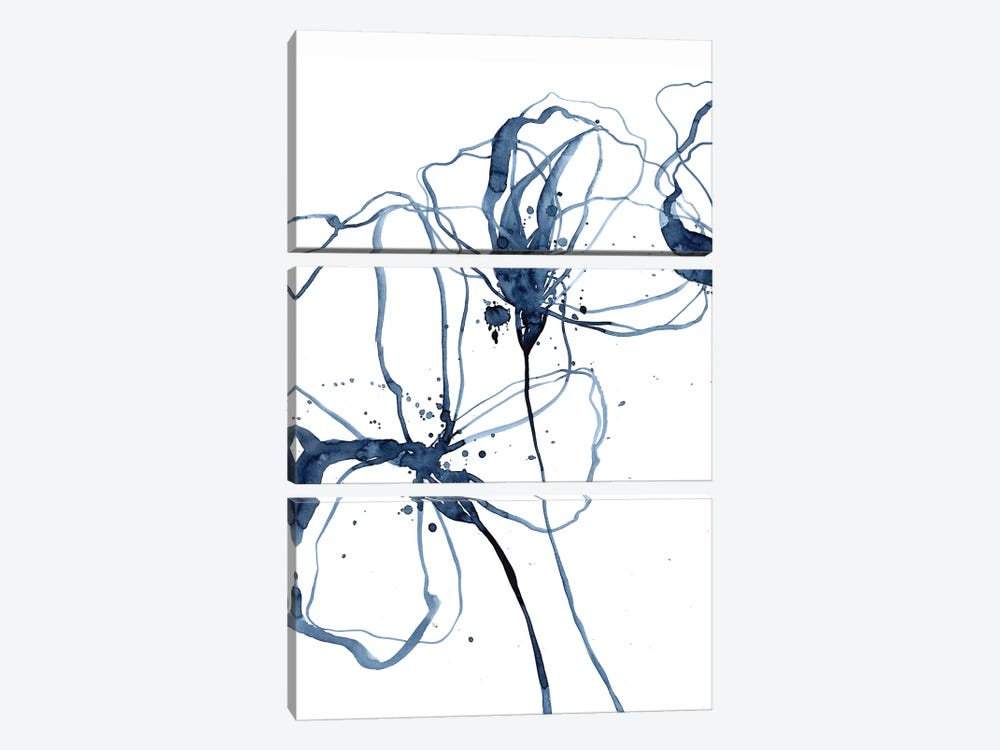 Light And Easy by Lesia Binkin 3-piece Canvas Wall Art
