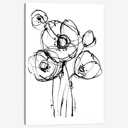 Motion I Canvas Print #LES170} by Lesia Binkin Canvas Print