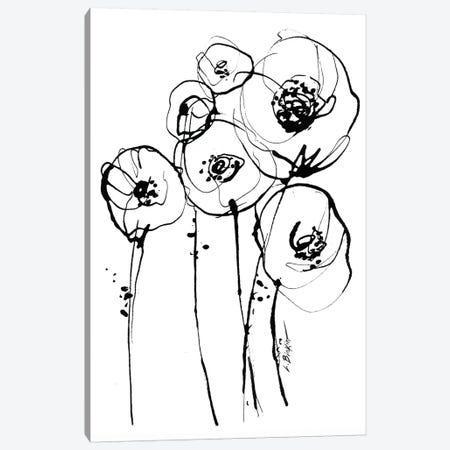 Motion II Canvas Print #LES171} by Lesia Binkin Canvas Art Print