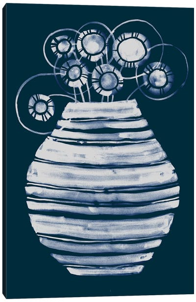 New Vase Canvas Art Print