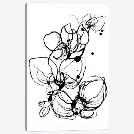 Orchids Canvas Print #LES175} by Lesia Binkin Canvas Artwork