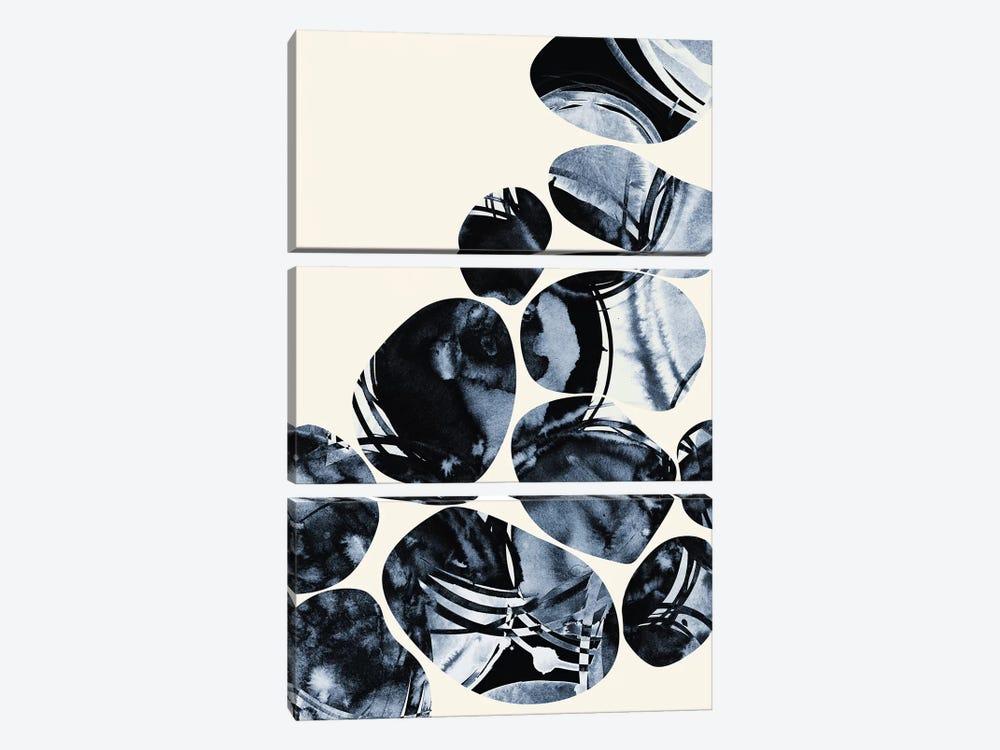 Riverside by Lesia Binkin 3-piece Canvas Artwork