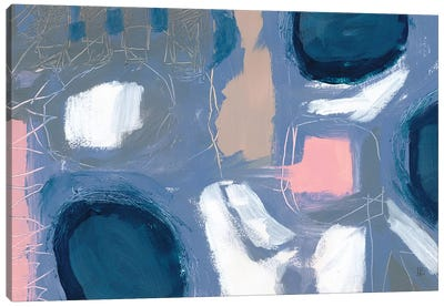 Slow Motion Canvas Art Print