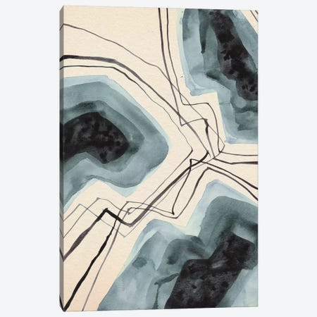 Stones Canvas Print #LES186} by Lesia Binkin Art Print