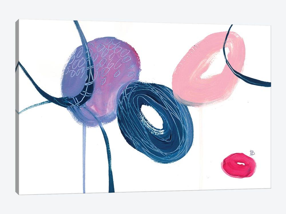 Together by Lesia Binkin 1-piece Canvas Art Print