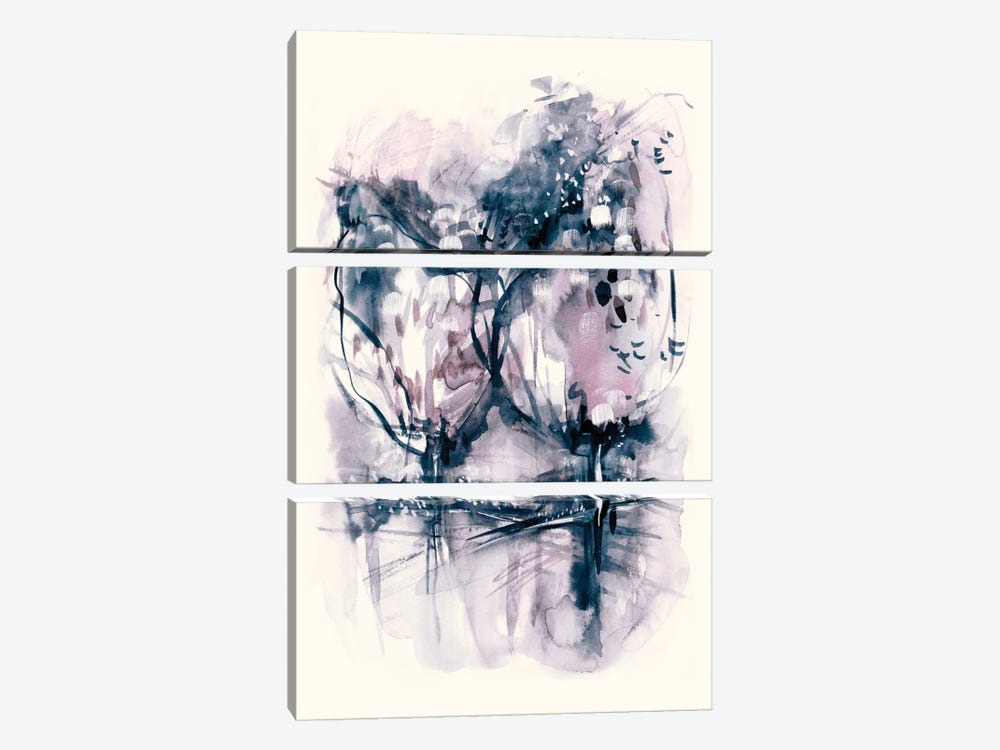 Silent Circle by Lesia Binkin 3-piece Canvas Art