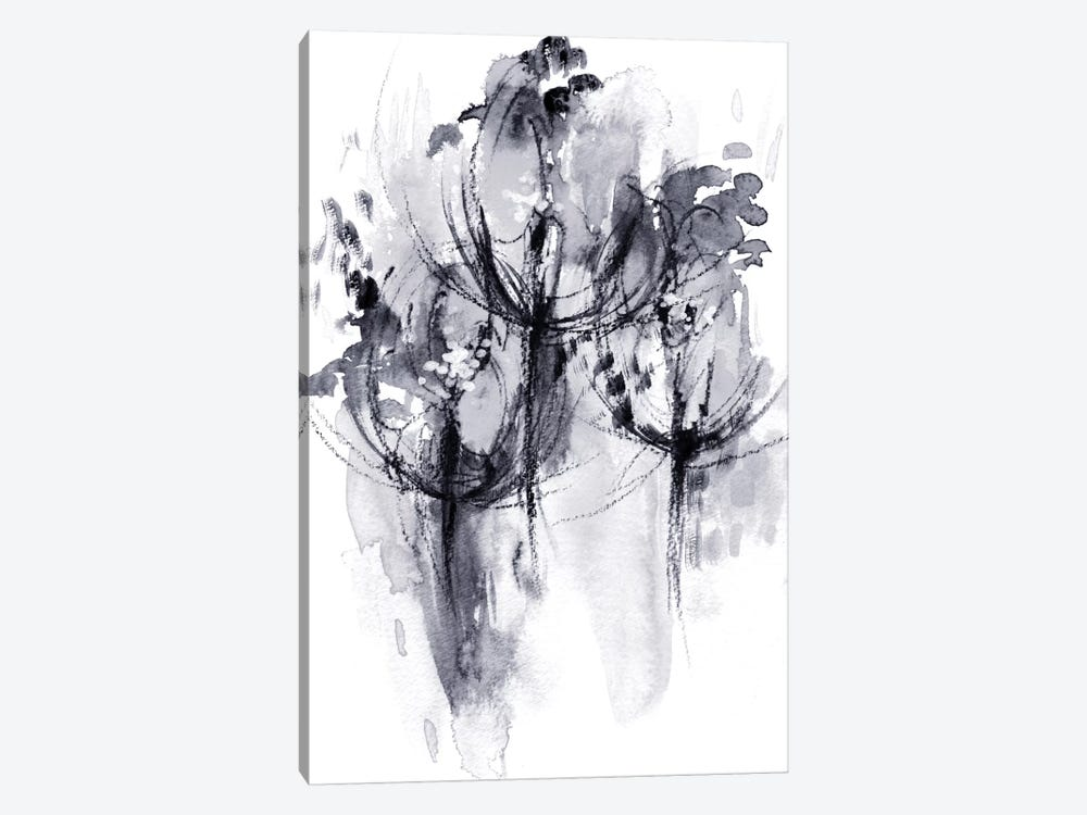 The Night by Lesia Binkin 1-piece Canvas Art