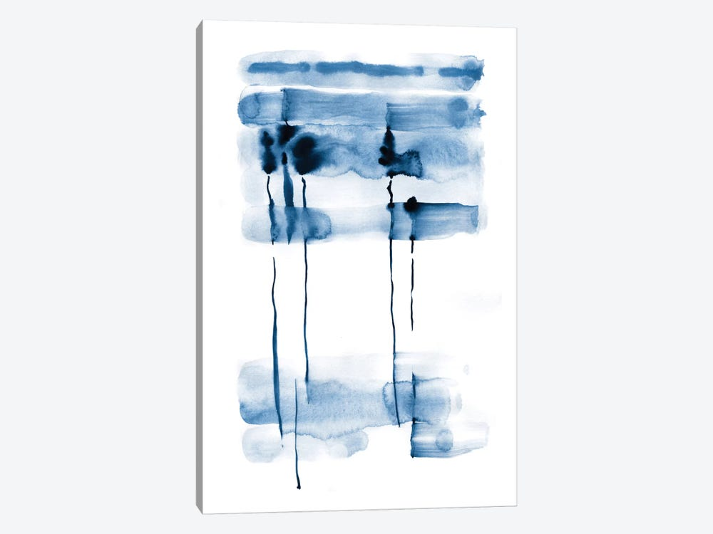 The Wind by Lesia Binkin 1-piece Canvas Artwork