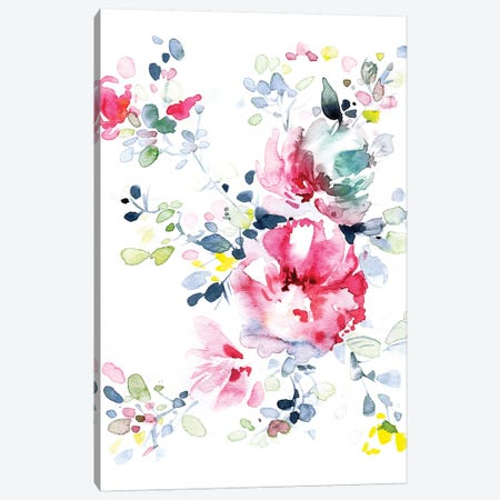 Bloom Canvas Print #LES2} by Lesia Binkin Canvas Art