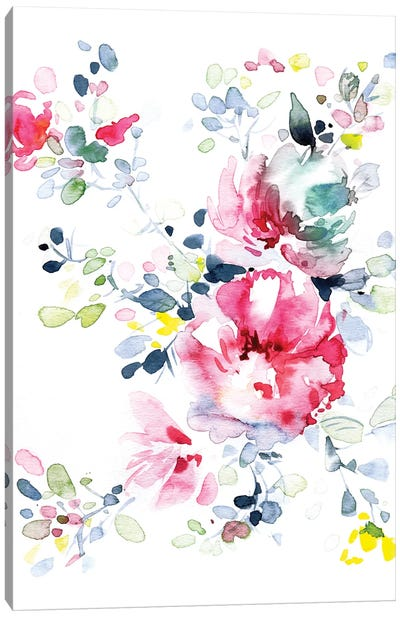 Bloom Canvas Art Print