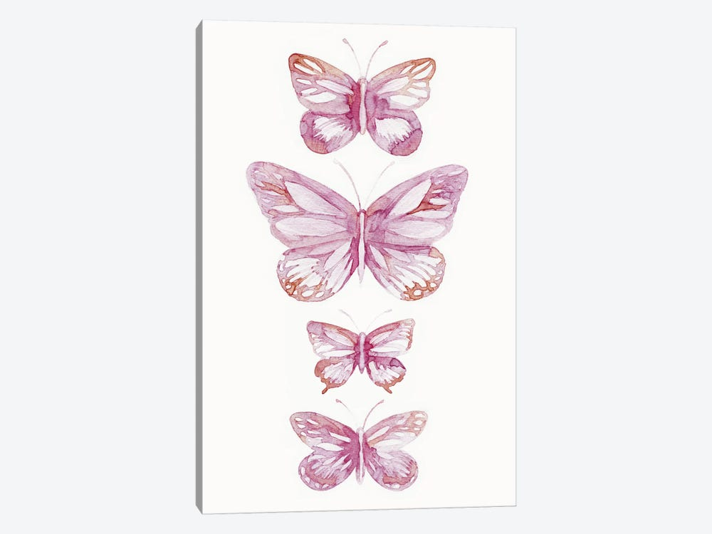 Butterflies by Lesia Binkin 1-piece Art Print