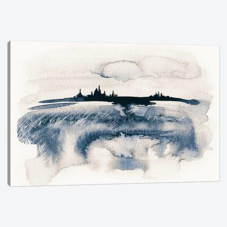 Distant Light Canvas Print #LES34} by Lesia Binkin Art Print