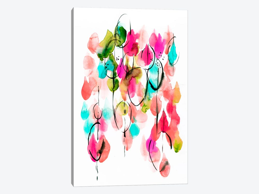 Drops Of Light 1-piece Canvas Artwork