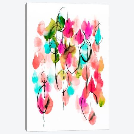 Drops Of Light Canvas Print #LES36} by Lesia Binkin Canvas Art Print