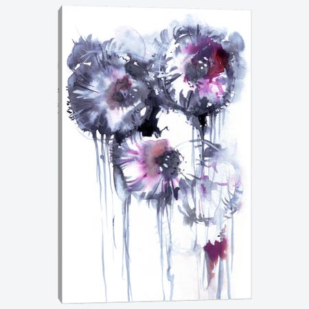 Evening II Canvas Print #LES37} by Lesia Binkin Canvas Print