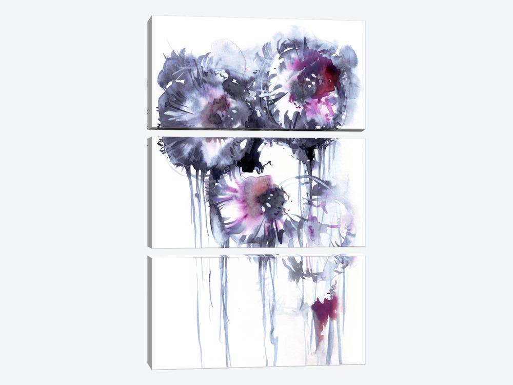 Evening II by Lesia Binkin 3-piece Art Print