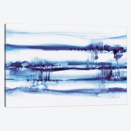 Far Away I Canvas Print #LES38} by Lesia Binkin Canvas Artwork