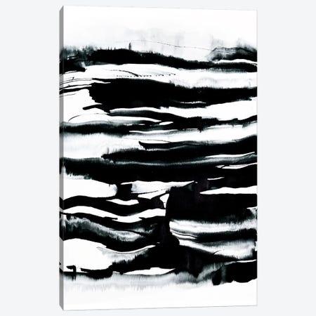 Fields Canvas Print #LES39} by Lesia Binkin Canvas Art