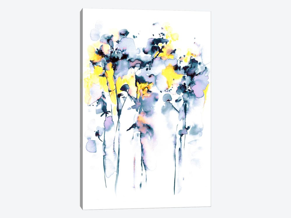 Fields Of Joy by Lesia Binkin 1-piece Canvas Print