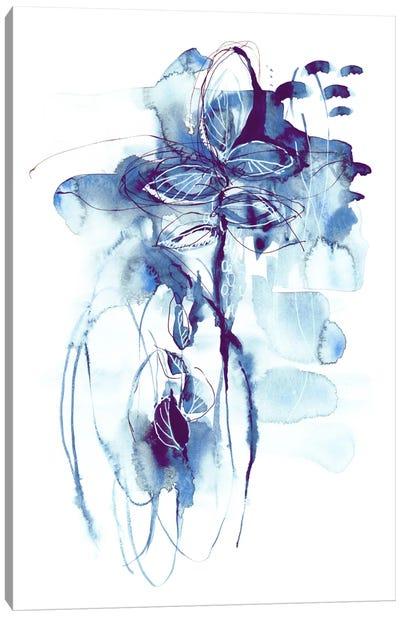 First Rain Canvas Art Print