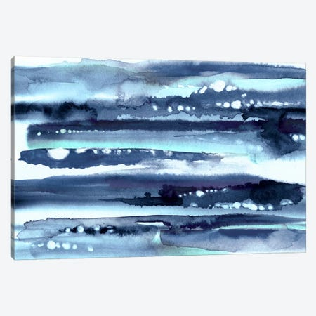 Horizont I Canvas Print #LES46} by Lesia Binkin Canvas Wall Art