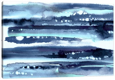 Horizont I Canvas Art Print