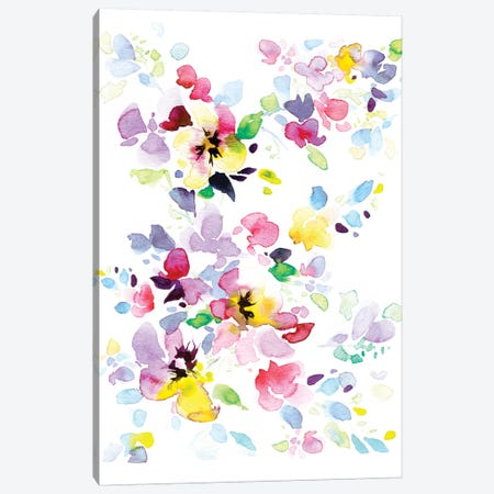Bright Morning Canvas Print #LES4} by Lesia Binkin Canvas Art Print