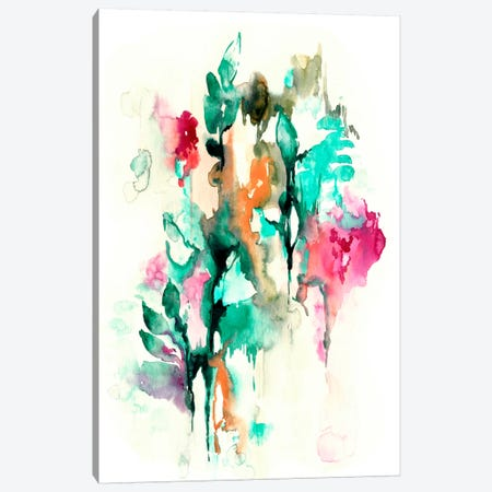 Moonlight Jade Canvas Print #LES53} by Lesia Binkin Canvas Art