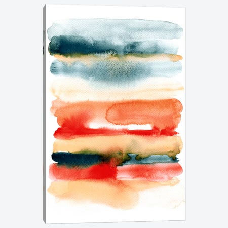 Sky And Earth Canvas Print #LES57} by Lesia Binkin Canvas Print