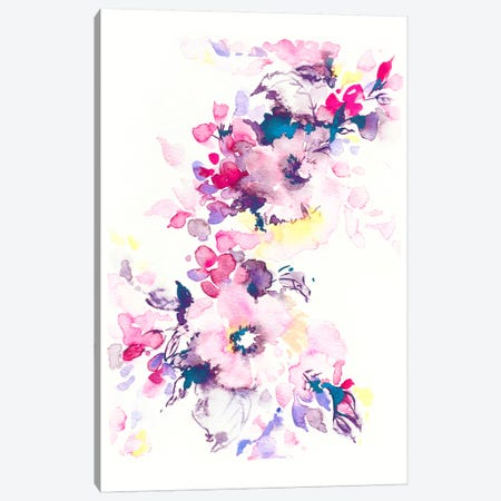 Spring Canvas Print #LES58} by Lesia Binkin Canvas Artwork