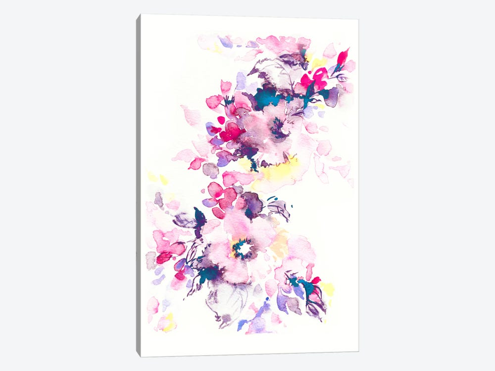 Spring by Lesia Binkin 1-piece Canvas Wall Art