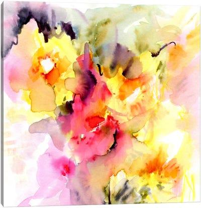 Sunny I Canvas Art Print