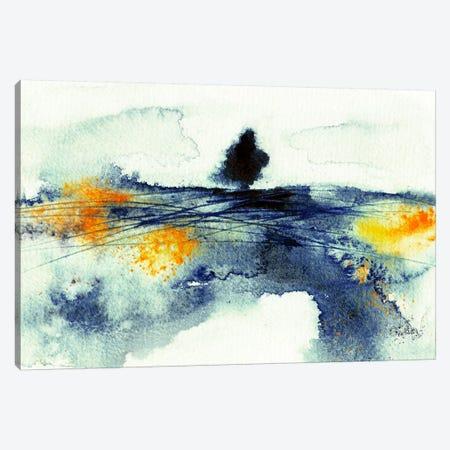 Tree Canvas Print #LES65} by Lesia Binkin Canvas Art