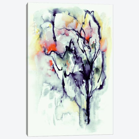 Twilight Canvas Print #LES66} by Lesia Binkin Canvas Wall Art