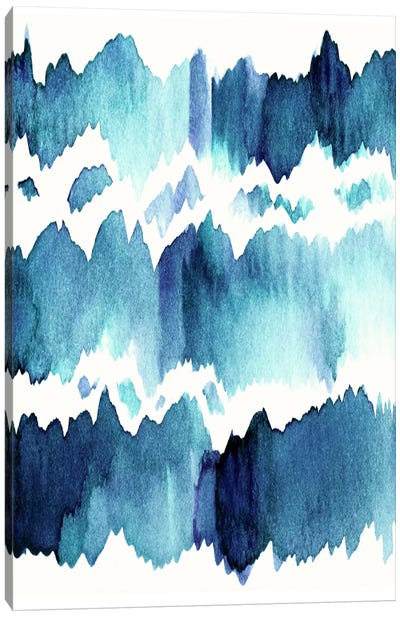 Water Mirror Canvas Print #LES69