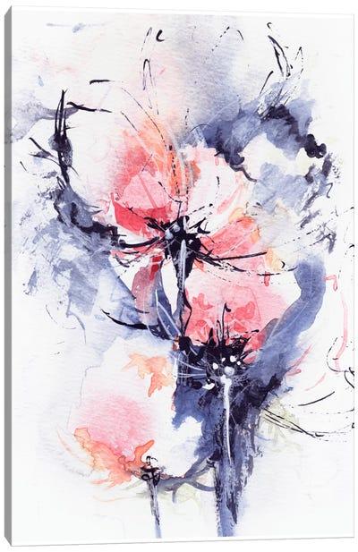 Wind Canvas Art Print