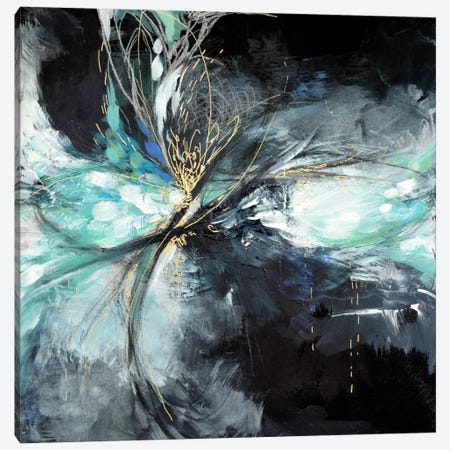 Windy Night Canvas Print #LES72} by Lesia Binkin Canvas Artwork