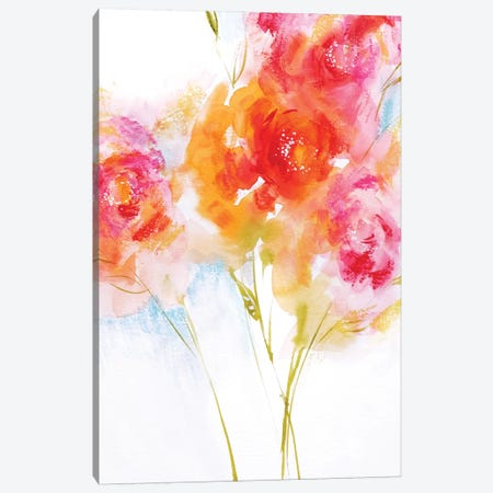 August II Canvas Print #LES97} by Lesia Binkin Art Print