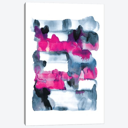 Evening Canvas Print #LES9} by Lesia Binkin Canvas Wall Art