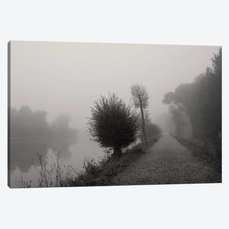 Quiet Place Canvas Print #LEW110} by Lena Weisbek Canvas Art