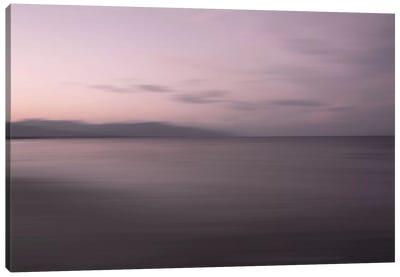 Lilac Sundown Canvas Art Print