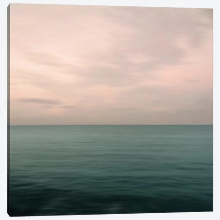 Sea & Skyscape Canvas Print #LEW39} by Lena Weisbek Canvas Wall Art