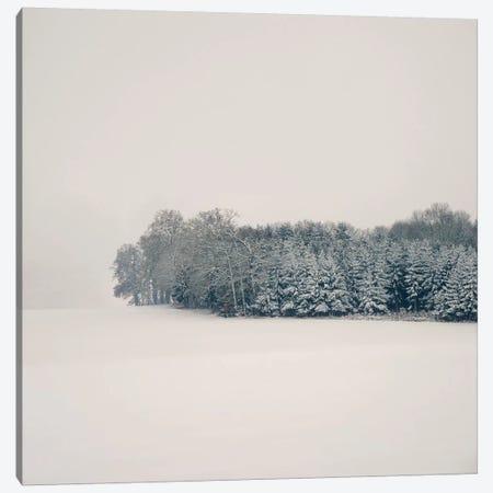 Silence Canvas Print #LEW40} by Lena Weisbek Art Print