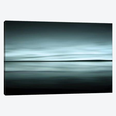 Somewhere Horizon Canvas Print #LEW42} by Lena Weisbek Canvas Art Print