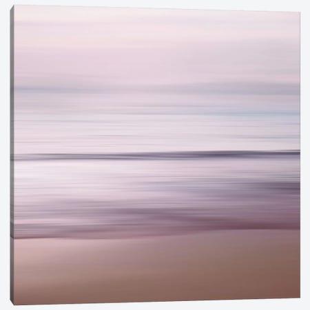 Sunset Pastel Canvas Print #LEW43} by Lena Weisbek Art Print