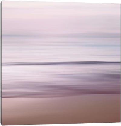 Sunset Pastel Canvas Art Print