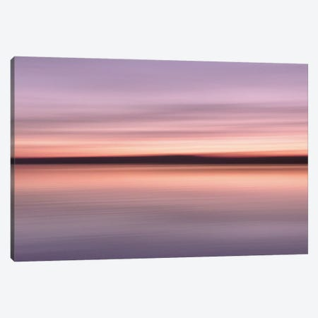 Lake Ammersee Canvas Print #LEW54} by Lena Weisbek Canvas Print