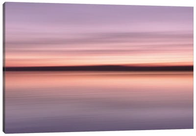 Lake Ammersee Canvas Art Print