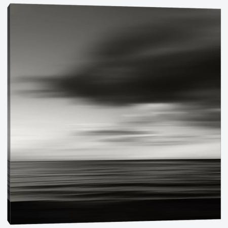 Sea And Clouds Canvas Print #LEW60} by Lena Weisbek Canvas Print